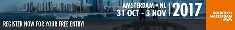 [Aquatech-AMS-2017]Visit us at stand [05.250]